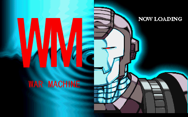 war machine marvel vs capcom